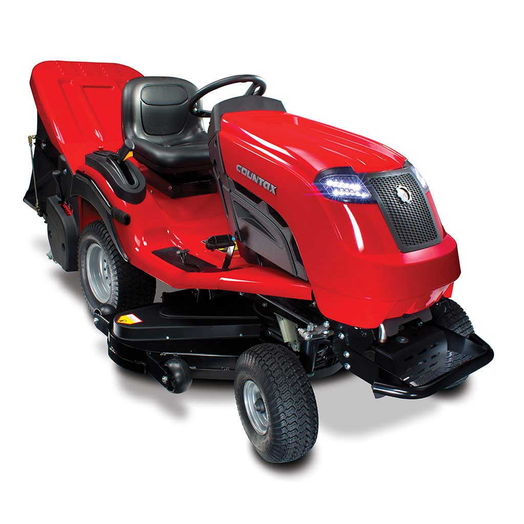 "Countax C50H Hydrostatic Ride On Lawn Tractor with 38"" Rear Discharge Deck-0"