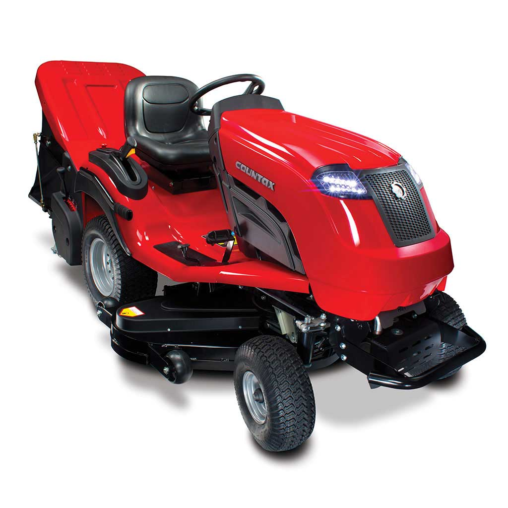 "Countax C80H Hydrostatic Ride On Lawn Tractor with 48"" Rear Discharge Deck-0"