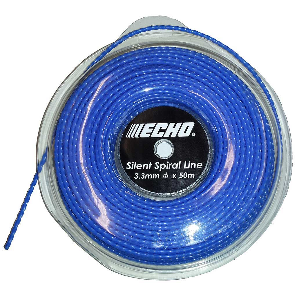Echo Quiet Spiral Line 3.3mm x 50m-0