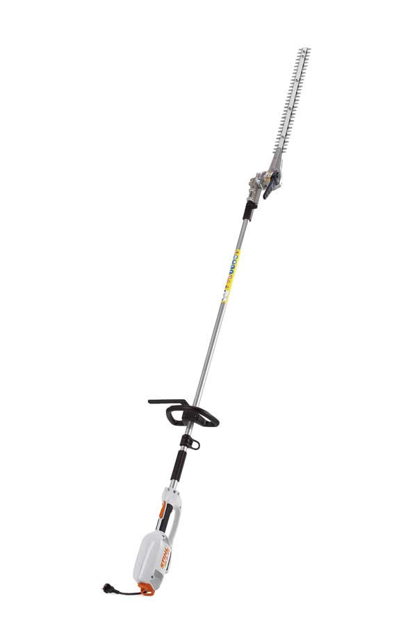 Stihl HLE71 125° Adjustable Long Reach Electric Hedgetrimmer-0