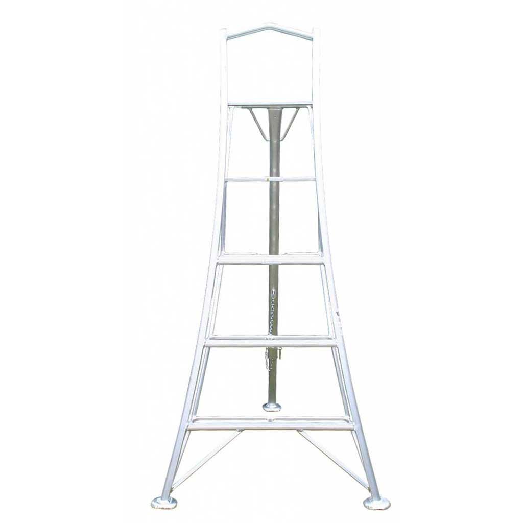 Workware Aluminium Tri-Pod Platform Ladder-0