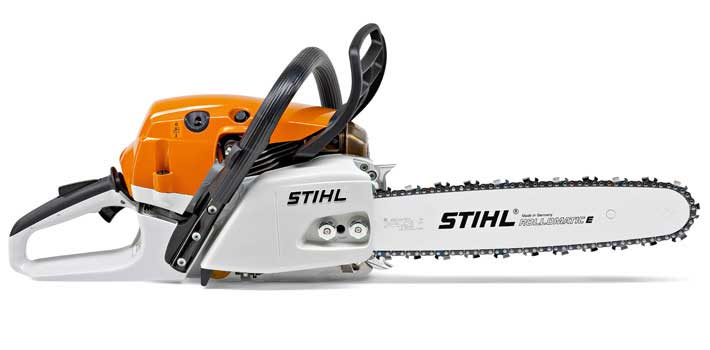 Stihl MS261C-M VW Petrol Chainsaw with Heated Carb & Handles, prices from-0