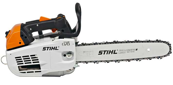 Stihl MS201TC-M Petrol Arborist Top Handled Chainsaw, prices from-0