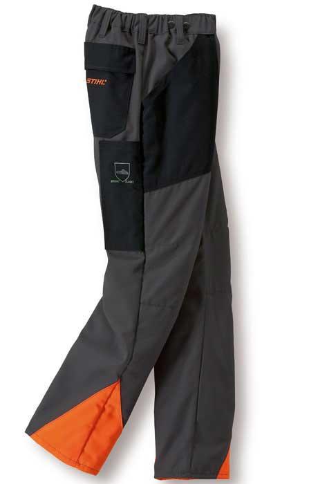 Stihl ECONOMY PLUS Trousers Design A (Class 1)-0