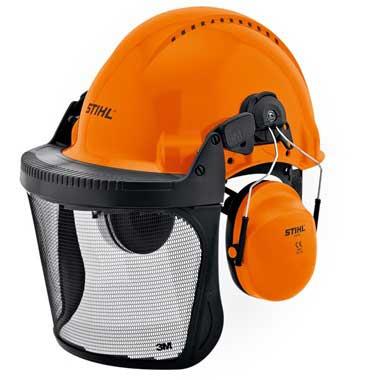 Stihl EXTREME Helmet Set-0