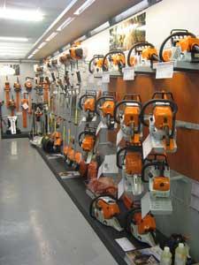 Powr Tools Christchurch Showroom