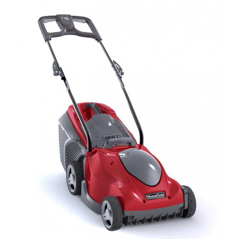 Mountfield Princess 34 Electric Lawnmower-0
