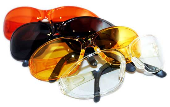 Stihl Contrast Safety Glasses-0
