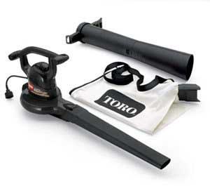 Toro Ultra Electric Blower & Vacuum-0