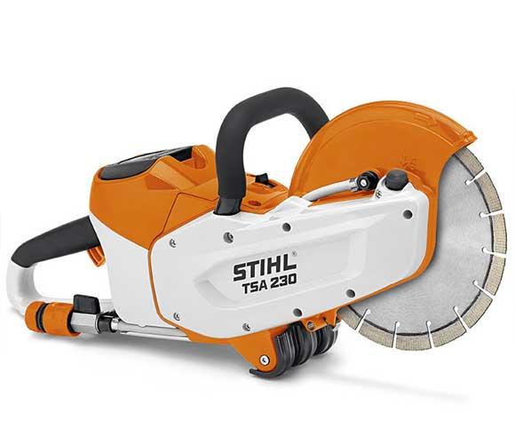 """Stihl Pro Cordless TSA230 9"""" Disc Cutter-0"""