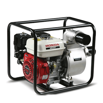 "Honda WB30 3"" Water Pump with 1100 l/min Output-0"