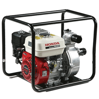 "Honda WH20 2"" High Pressure Water Pump with 500 l/min Output-0"